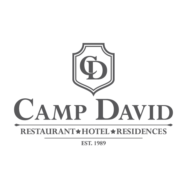 Camp David Restaurant Logo