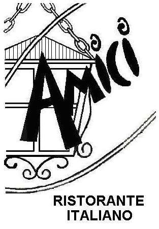 Amici Ristorante Logo