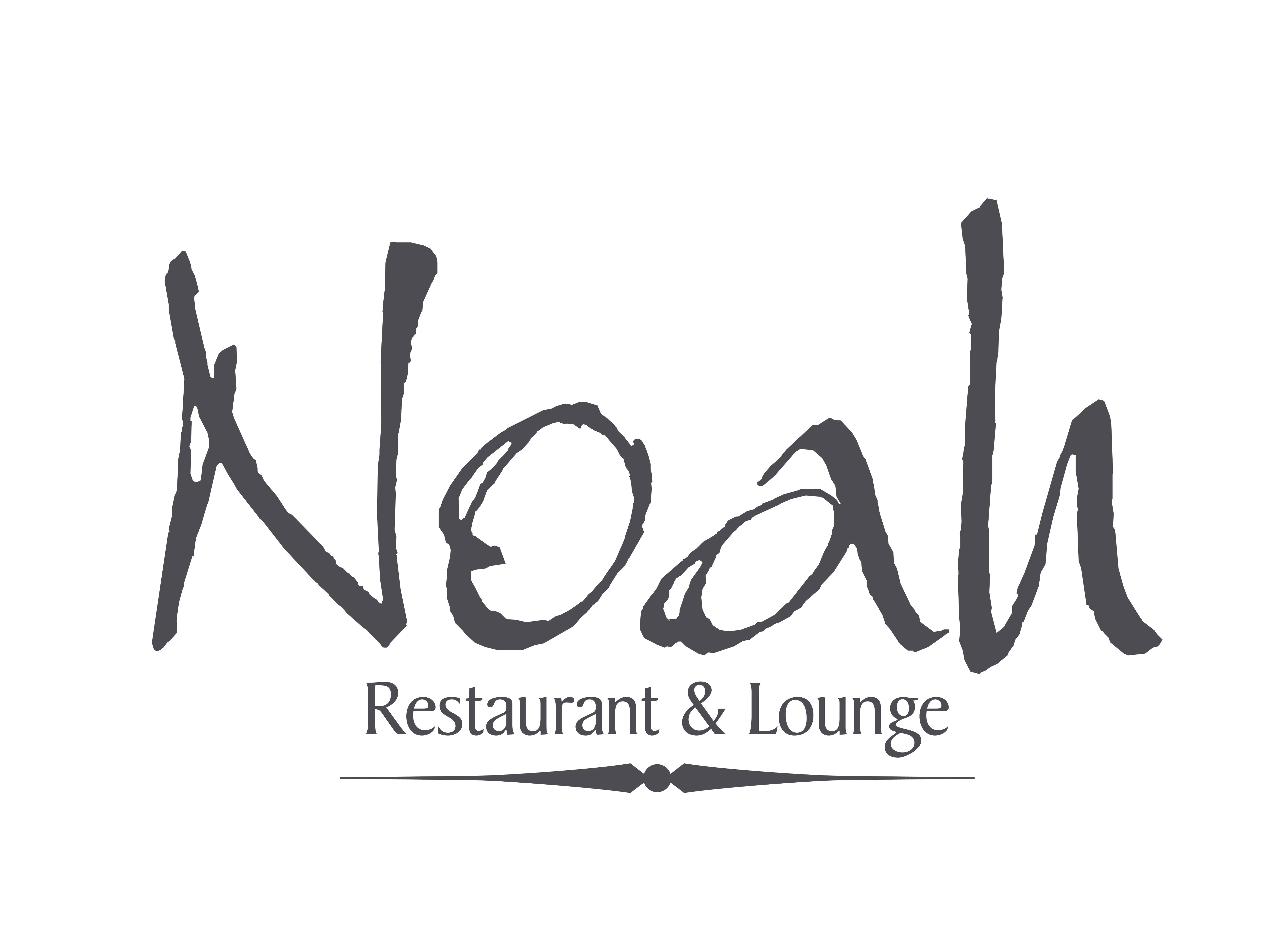 Noah Restaurant & Lounge Logo