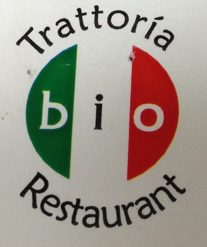 Trattoria Bio Restaurant Logo