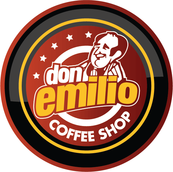 Don Emilio Coffee Shop Logo