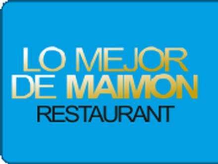 Lo Mejor de Maimon Logo