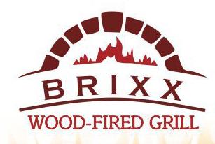 Brixx Wood-Fired Grill Logo