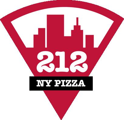 212 NY Pizza Logo