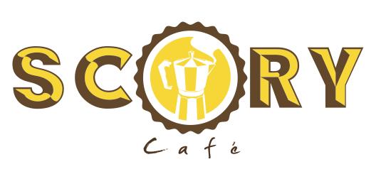 Scory Café Logo