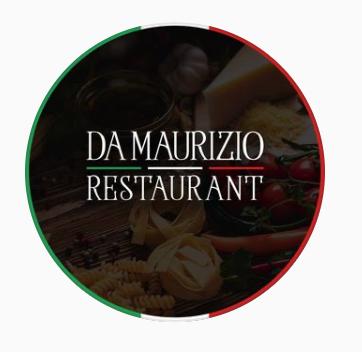 Da Maurizio Logo