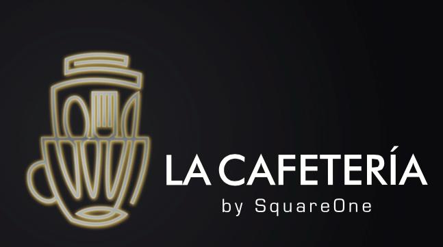 La Cafetería by Square One Logo