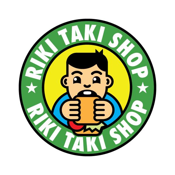 Riki Taki Shop Logo