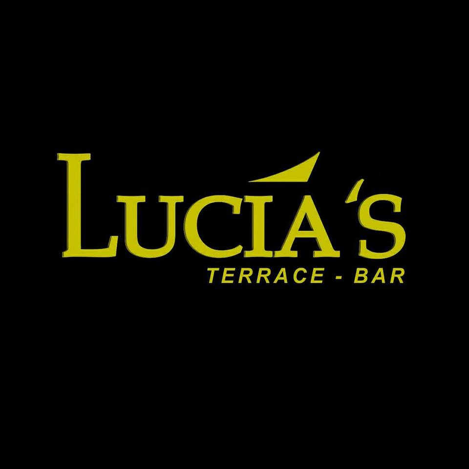 Lucia's Terrace Bar Logo