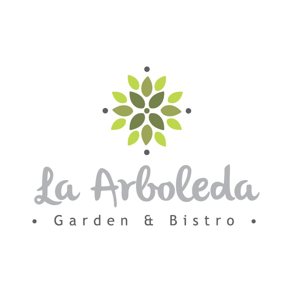 La Arboleda Garden & Bistro Logo