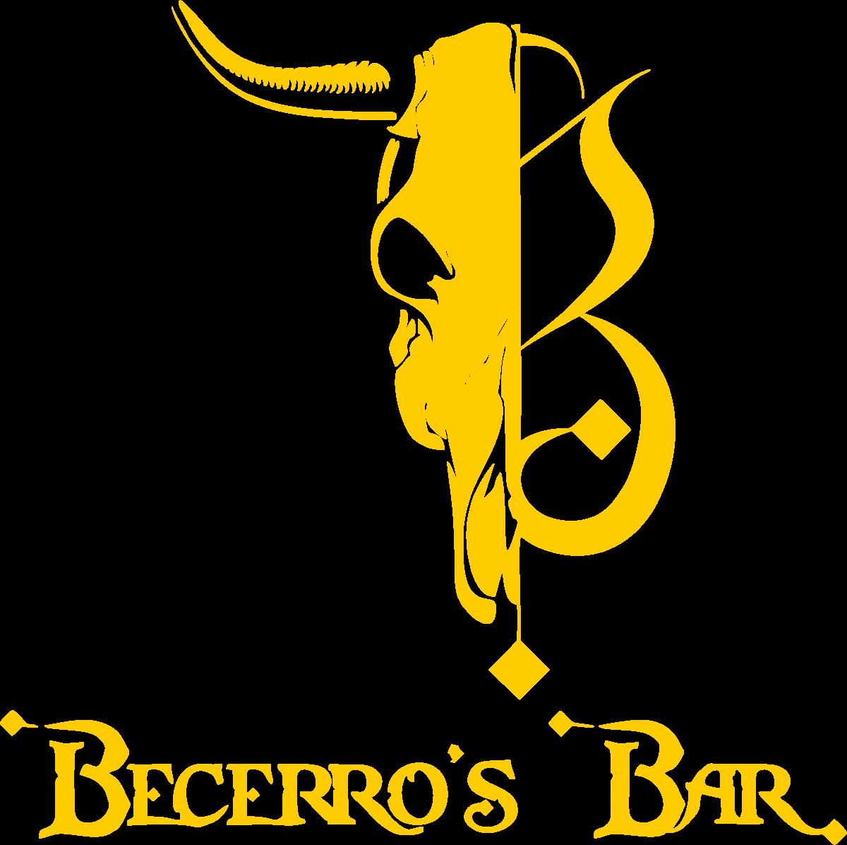 Becerros Bar Logo