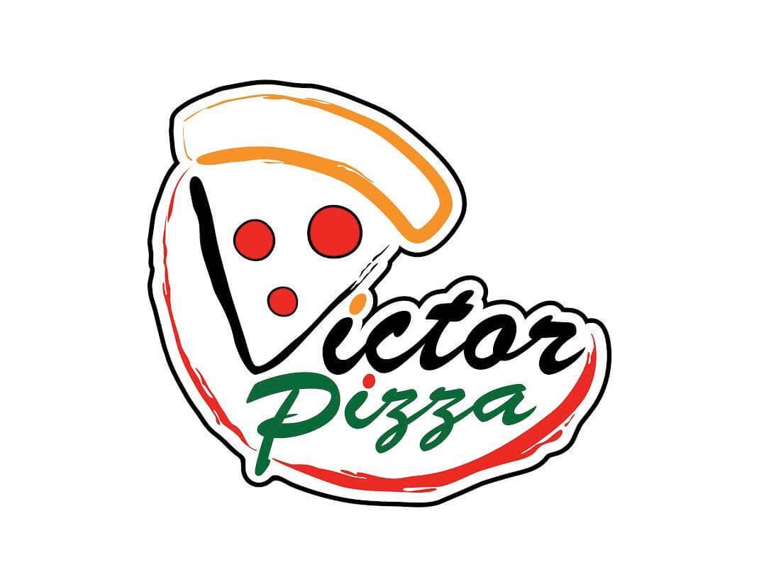 Victor Pizza Logo