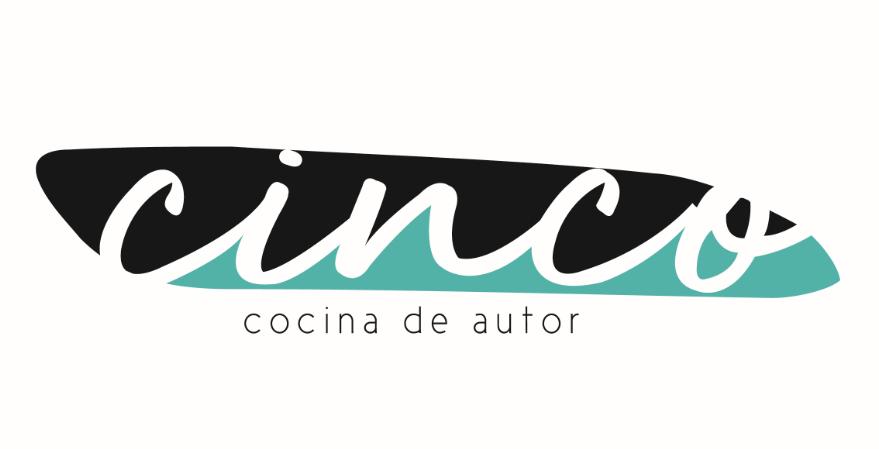 Cinco • Cocina de Autor Logo