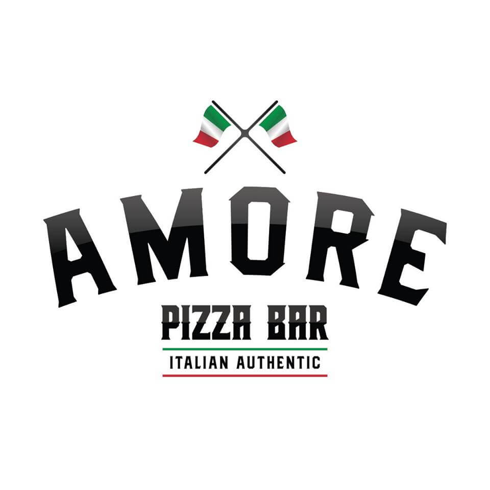 Amore Pizza Bar Logo