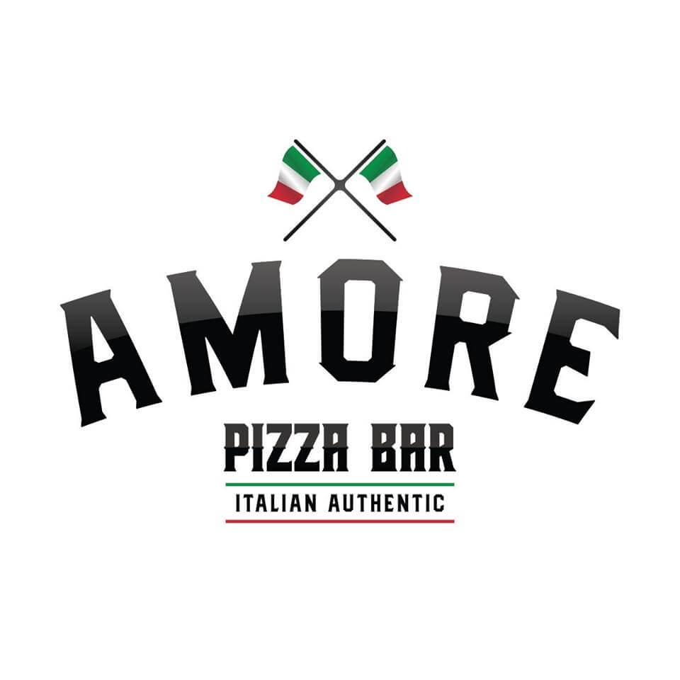 Amore Pizza Bar Logo