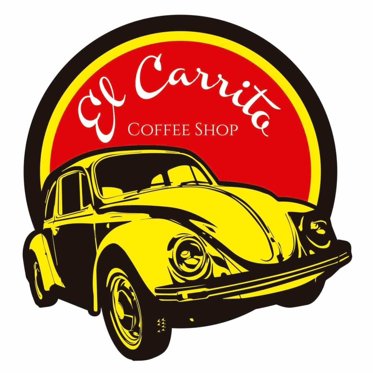 El Carrito Coffee Shop Logo