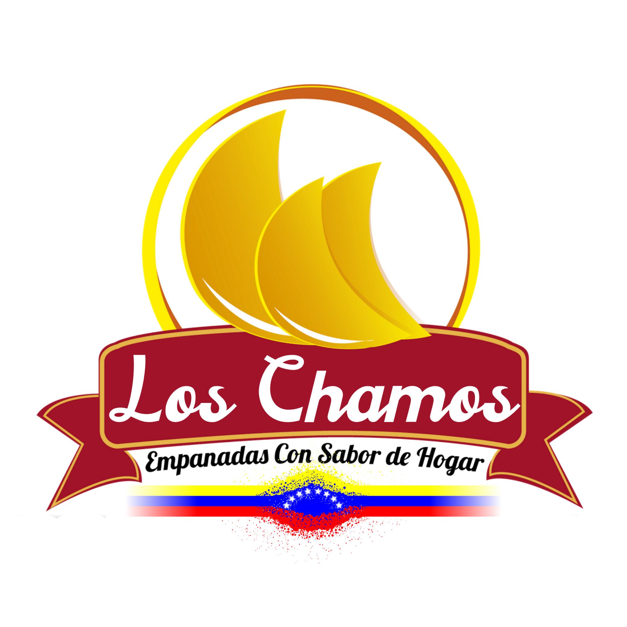 Los Chamos Empanadas Logo